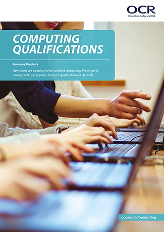 Computing Qualifications Summary  Brochure