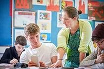 A Level Maths student and teacher