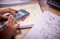 OCR Maths paper and calculator