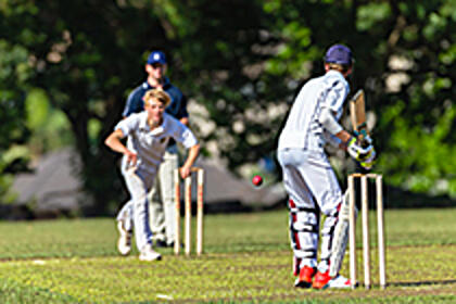 Cricket - Sport and Physical Activity