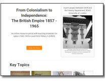 Online resources for History teachers