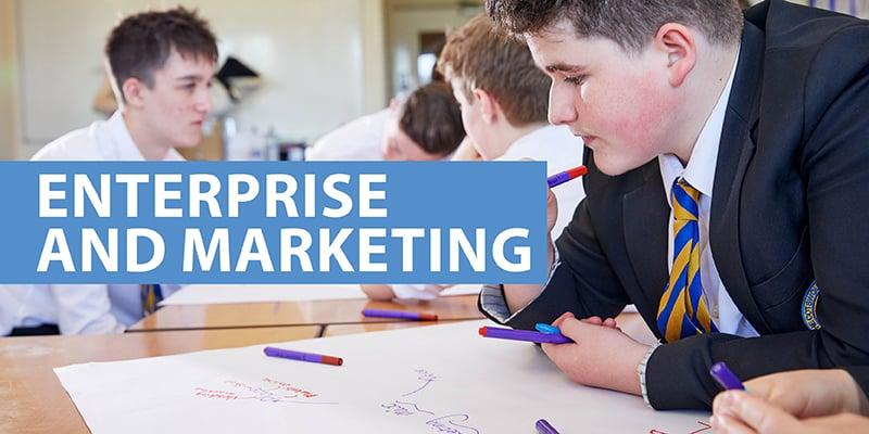 Enterprise and Marketing